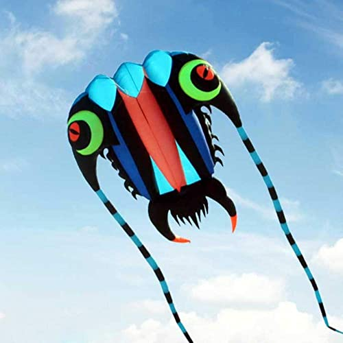 garantía de crédito YPKHHH Trilobites Suaves Pipa Animal Cometas Cometas Cometas para Adultos Mangos Blandos para Cometa Inflable de Juguete al Aire Libre Cometa Volando cerf Volant Juguetes  nueva gama alta exclusiva