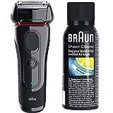 ブラウン メンズ電気シェーバー シリーズ5 5030s 3枚刃 水洗い可 +シェーバークリーナー