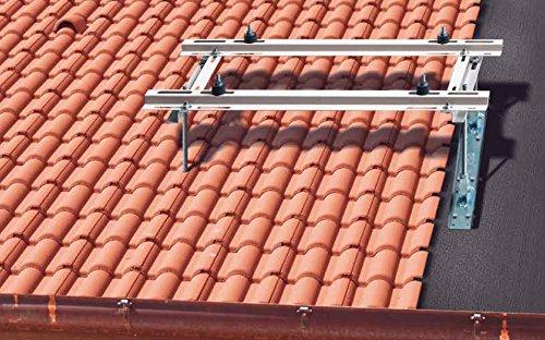 Sattel - Dachkonsole Profiausführung Klimageräte, Wärmepumpen/Aufschraubversion