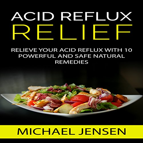Acid Reflux Relief cover art
