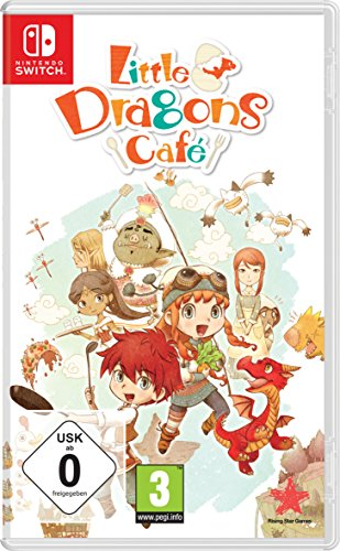 Little Dragons Cafe [Nintendo Switch]