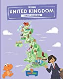 United Kingdom: Travel for kids: The fun way to discover UK - Kids' Travel Guide (Travel Guide For Kids)