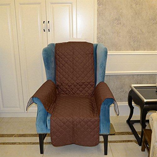 FLAMEER Polsterschoner Sofa Sessel Couch Sesselschoner Sofaüberwurf gesteppt Sesselschutz...
