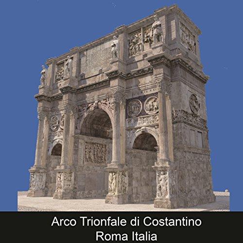 Arco Trionfale di Costantino Roma Italia (ITA) copertina