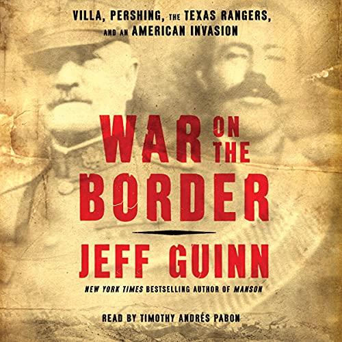 War on the Border cover art