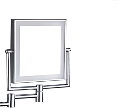Amazon Com Led Front Lighted Bathroom Vanity Mirror 48