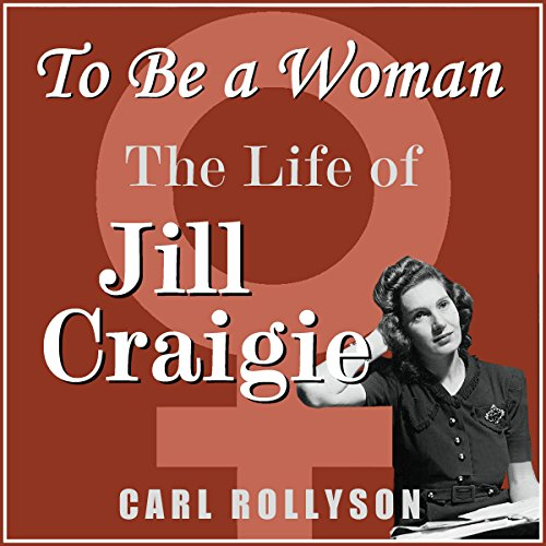 To Be a Woman audiobook cover art