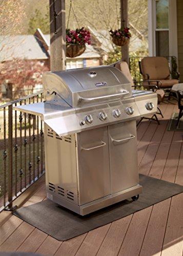 Diversitech Outdoor Gas Grill BBQ Floor Mat 48