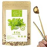 100% Pure Natural Plant Peppermint Powder, Face Film Materials, Meal Powder, Anti-Acne, Oil Control, Anti-sensitivity 100g