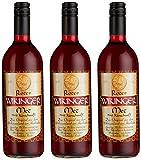 Roter Wikinger Met Honigwein mit Kirschsaft ( 3 x 0.75 l) -