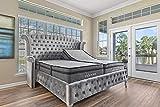 "Sven & Son Twin XL Essential Adjustable Bed Base Frame + 14"" Luxury Cool Gel Memory Foam Hybrid Mattress, Wireless, 5 Minute Assembly, Head & Foot Articulation (Twin XL + 14' Mattress)"