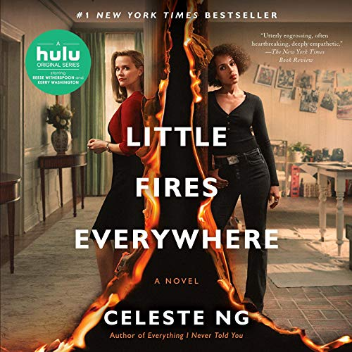 Little Fires Everywhere  By  cover art