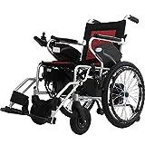 Heavy Duty Electric Wheelchair,Electric Powered Wheelchair Folding...