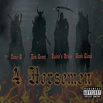 4 Horsemen (feat. Dave B, Los Toast & Kush Cloud)