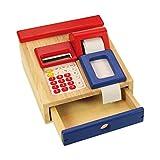 Santoys - Caja registradora con calculadora Real