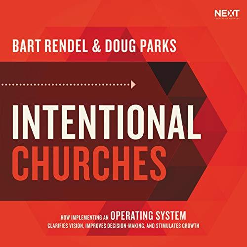 Couverture de Intentional Churches