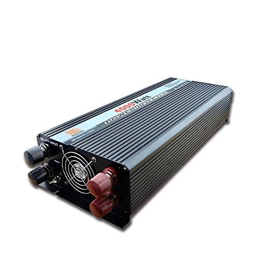 Convertisseur BQ, Power Inverter 400W DC 12V to AC 220V Transformateur tension de voiture Briquet de cigarette Chargeur de voiture USB