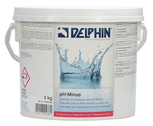 Delphin 15Kg PH Minus/Senker Granulat