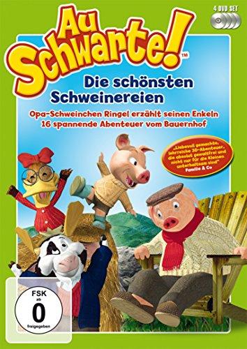 Die schönsten Schweinereien (4 DVDs)