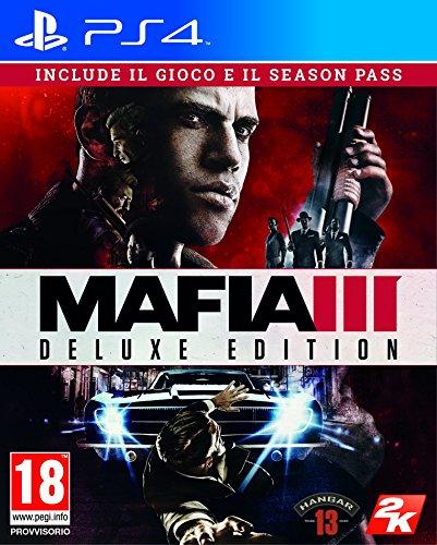 Mafia III - Deluxe Edition [Importación Italiana]