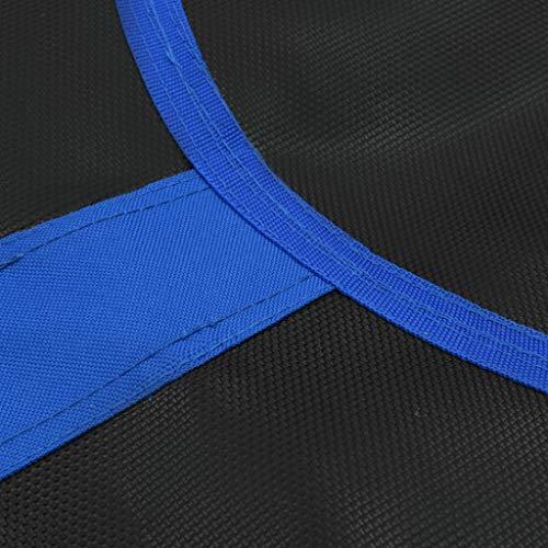 vidaXL Baloiço 110 cm 100 kg azul