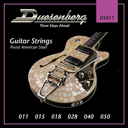 Duesenberg DS011 Saitensatz für E-Gitarre, 011-050