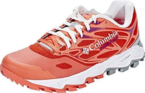 Columbia Trans ALPS F.K.T. II Schuhe Damen super Sonic/White Schuhgröße US 11   EU 42 2017 Laufsport Schuhe