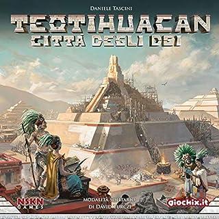 Giochix- Teotihuacan, Multicolore, TTHC (B07N89BTC3) | Amazon price tracker / tracking, Amazon price history charts, Amazon price watches, Amazon price drop alerts