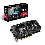 ASUS AMD RX 5500 XT 搭載 デュアルファンモデル 4G DUAL-RX5500XT-O4G-EVO