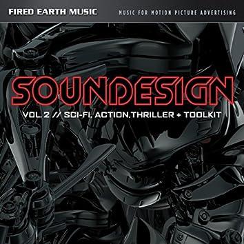 Soundesign Vol. 2 (Original Soundtrack)