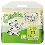 Crinklz Large - Case Saver 4 Packs a 15 Stk