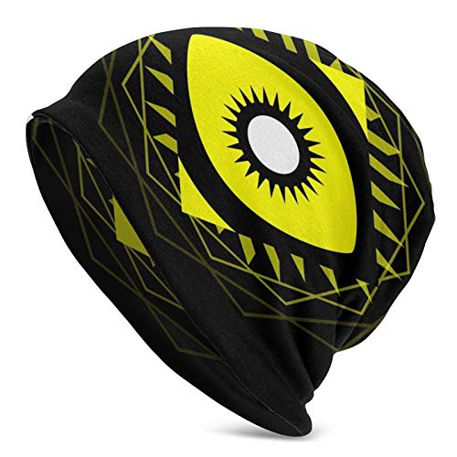 Trials of Osiris - His Eye Upon You Tapestry Anime Style Knit Hat Unisex Beanie Skull Cap Warm Winter Hat Light and Breathable