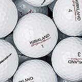 72 Kirkland Signature Performance Plus - Near Mint (AAAA) Grade - Recycled (Used) Golf Balls,White