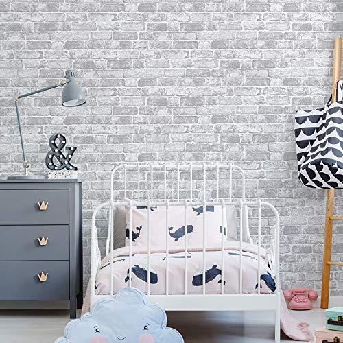 Fresco 102835 White Brick Wall behang