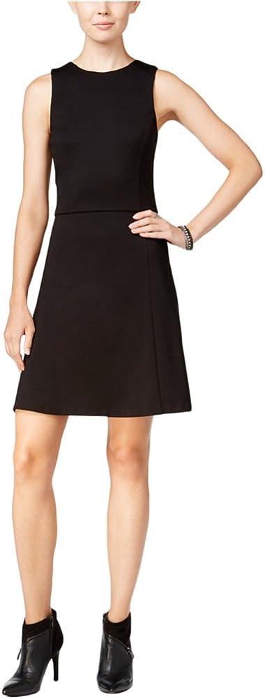 bar III Womens Flare Sheath Dress