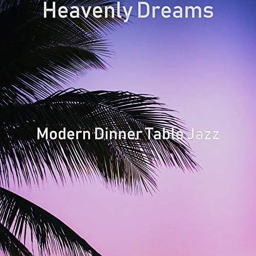 Modern Dinner Table Jazz