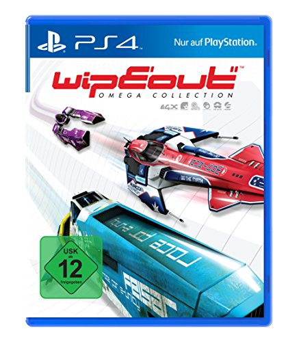 Sony Computer Entertainment WipEout Omega PS4 USK: 12