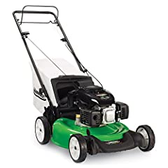Rear Wheel Drive System provides a better traction and control on hilly terrain 2-Point Height-of-Cut System allows you to quickly adjust cutting heights from one side of the mower. Height of Cut- 6 Position 1.25 – 3.75 inches. Cutting Width- 21 inch...