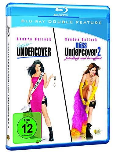 Miss Undercover 1 & Miss Undercover 2