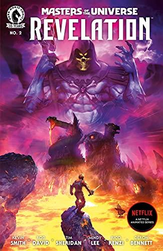 Masters of the Universe: Revelation #2 (English Edition)