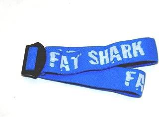 Fatshark Replacement Goggles Head Strap Dominator Blue
