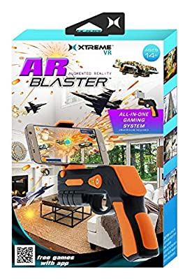 Xtreme Cables XSX5-1021-BLK AR Blaster Reality Game With Joystick - 1 ea from Xtreme Cables