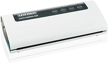 Leifheit Vacu Power 300 Vacuümmachine voor conservering, levensmiddelen blijven 5 x langer vers, ideaal voor sous-vide-gar...