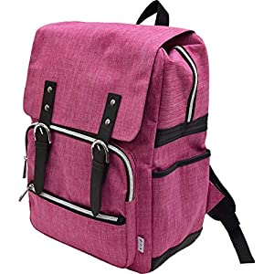 ママリュック ママバッグ マザーズリュック レディース メンズ 高校生[プレックス] p.r.x スクエア型 大容量 リュック A4サイズ対応 男女兼用 ピンク