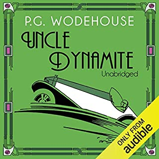 Uncle Dynamite                   By:                                                                                                                                 P. G. Wodehouse                               Narrated by:                                                                                                                                 Jonathan Cecil                      Length: 7 hrs and 45 mins     269 ratings     Overall 4.6