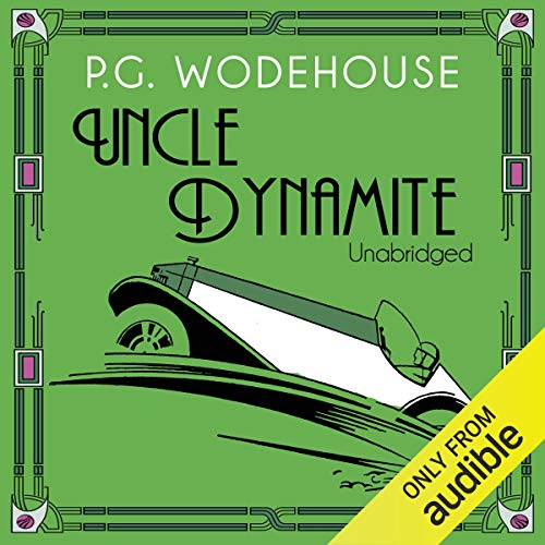 Uncle Dynamite cover art