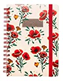 Erik Planer - Schulplaner Frida Kahlo by Kokonote - Kalender Wochenansicht 2020/2021 für Schüler 12 Monate