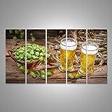 Immagine 2 islandburner quadro moderno birra fredda