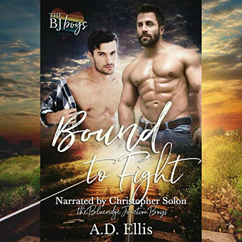 Bound to Fight Audiobook By A.D. Ellis cover art