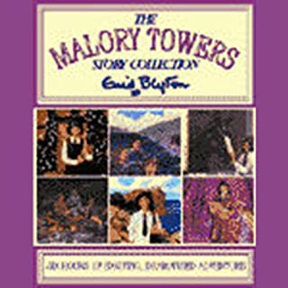 Malory Towers Collection of 6 Stories cover art